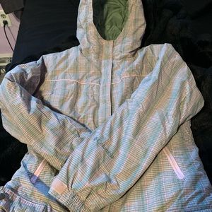 Girls Columbia winter coat